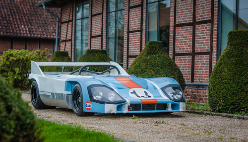 Porsche 917/10-001 for sale by Jan B. Luehn