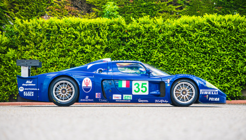 Maserat MC12 GT1 for sale by Jan B. Luehn