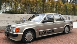 Mercedes Benz 190 Niki Lauda for sale
