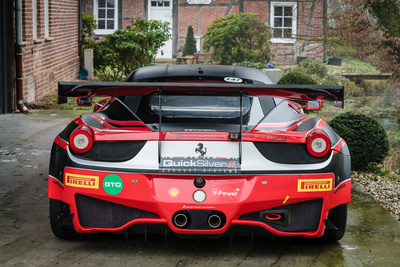 Ferrari 458 GT3 for sale by Jan B. Luehn, Ferrari 458 GT3 for sale, Ferrari 458 GT3