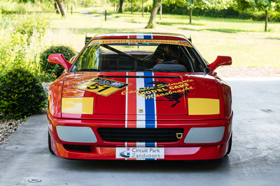 Ferrari 348 GT Competizione ( GTC ) for sale by Jan B. Luehn