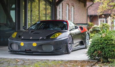Ferrari 430 GTC prototype for sale by Jan B. Luehn. Ferrari F430 GTC for sale