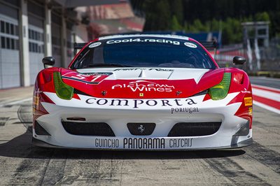 Ferrari 458 GT3 for sale by Jan B. Luehn