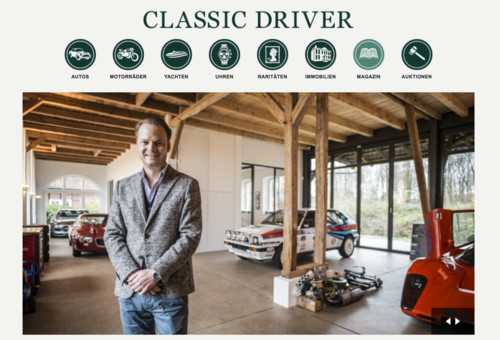 Jan B. Luehn in Classicdriver.com