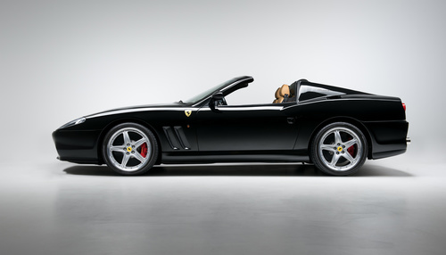 Ferrari 575 Superamerica SA F1 for sale