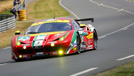 Ferrari 458 GTE for sale by Jan B. Luehn