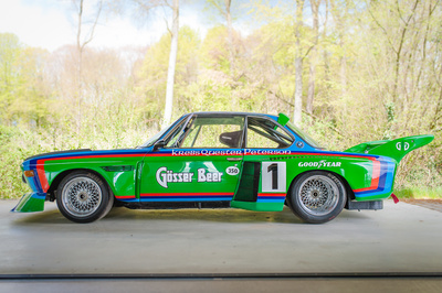 BMW 3.5 CSL Group 5 for sale