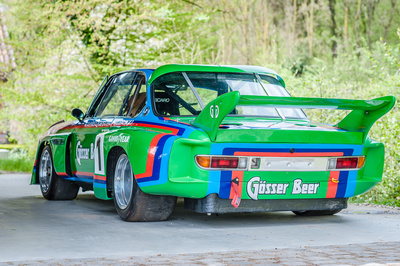 BMW 3.5 CSL Group 5 for sale by Jan B. Luehn