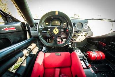 Ferrari 360 GT for sale by Jan B. Luehn