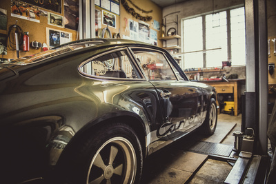 Porsche 911 2.7 RSH for sale by Jan B. Luehn